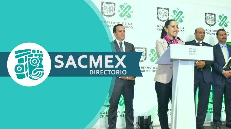 sacmex directorio